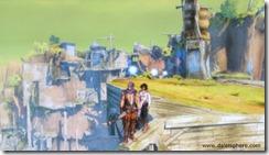 prince of persia (2008) - titanic view achievement
