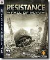 Reistance Fall of Man Cover