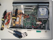 Replacing a TiVo Series 3 Power Supply - Before Picture