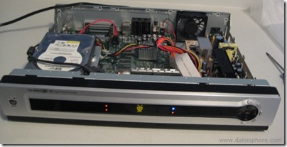 Replacing a TiVo Series 3 Power Supply - It's Alive