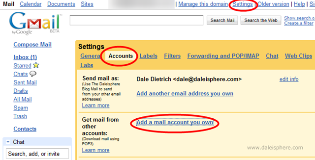 using google apps and gmail for youyourdomaincom