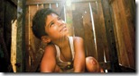 slumdog millionaire (2008) - young jamel trapped in an outhouse