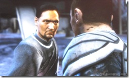 Star Wars - Force Unleashed - Senator Bail Organa (Jimmy Smits) and Starkiller