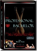 The Professional Bachelor by Brett Tate
