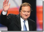 Tim Russert - Waves Goodbye