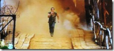 tropic thunder (2008) ben stiller flees an exploding bridge
