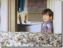trouble with harry - jerry mathers wonders why there is a corpse in the bathtub