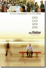 visitor (2008) movie poster