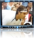 Wimbledon Live Streaming Demo - Federer v Roddick 2005