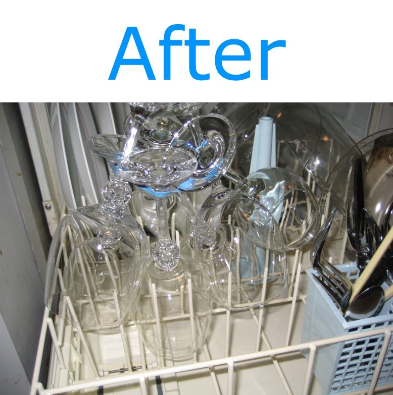 Washing Wine Glasses in the Dishwasher - Safely!